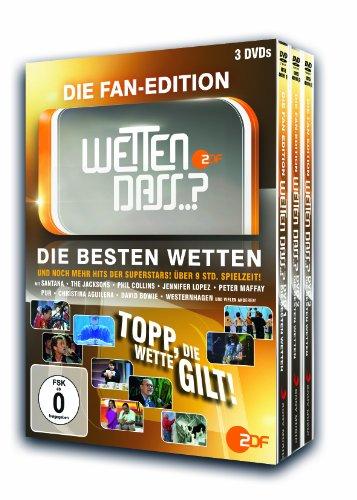 Die Fan-Edition: Die besten Wetten (3 DVDs)