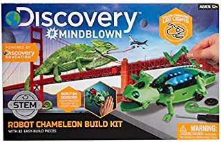 Best discovery robot chameleon build kit instructions Reviews