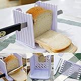 Küche Pro Brotlaib Slicer schneiden, Brotlaib Slicer Backen einstellbare Brot Schneiden Guide Tool - multifunktional