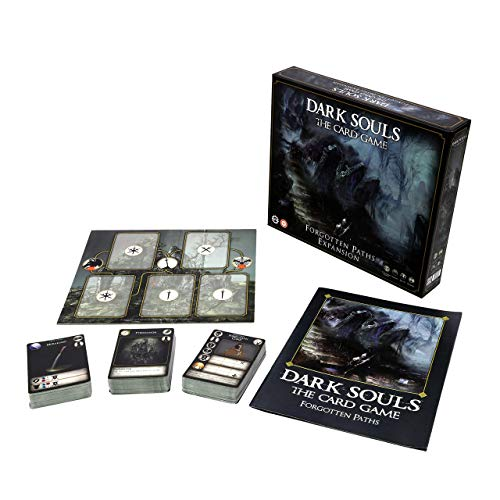 COSMIC GAMES- Dark Souls: The Card Game-Expansion – Forgotten Paths 62206-DARK ESPANSIONE (ENG), Multicolore, SFDSTCG-0