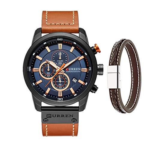Reloj - Curren - Para Hombre. - CU8291