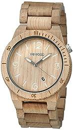 WABEIG Ipoallergen Orologio in legno Ufficiale WeWood Stockist 2 anni di garanzia del produttore