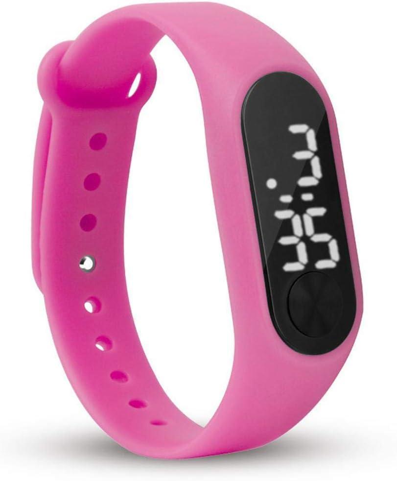 Smart Watch Pulsera Fitness Tracker | Pulsera de Actividad Pulsera Inteligente Mujer Hombre Contador de Pasos, Distancia y Cálculo de Calorías