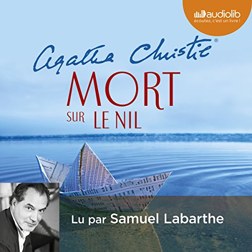Mort sur le Nil audiobook cover art