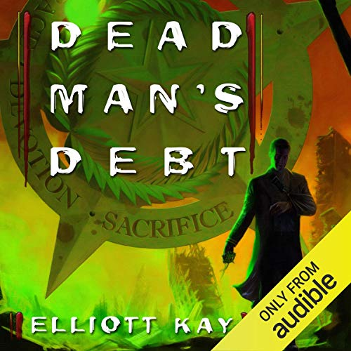 Dead Man's Debt audiobook cover art