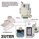Zoom IMG-1 zoter chiavistello elettrico mini serratura