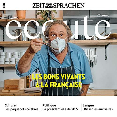 Écoute Audio - Les bon vivants à la française. 11/2021 cover art