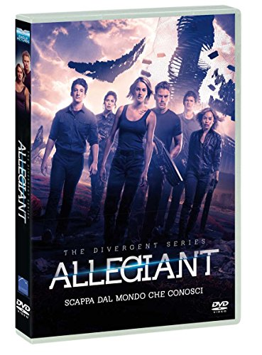 Allegiant (Sci-Fi Project)