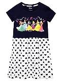 Disney Vestido para niñas Princessa Azul 4-5 Años