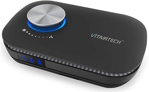 Vitairtech - Car Air Purifier (AC20M-FC96) (Black)