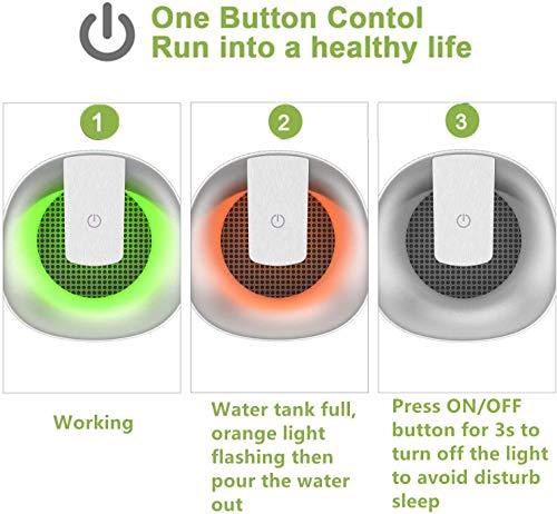 Product Image 7: Electric Mini Dehumidifier, 1500 Cubic Feet (170 sq ft)