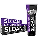 Sloan Naturals Fort - crema de masaje Ingredientes naturales
