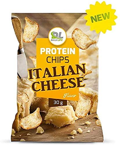 Anderson Protein Chips Italian Cheese 16X30G 480 g