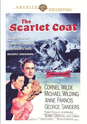 『SCARLET COAT (1955)』のトップ画像