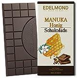 Manuka Honig Bitter - Schokolade. 85% Kakaobohnen. Nur Manuka - Health Honig gesüßt sonst ohne Zucker