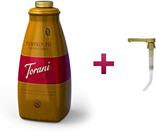 Torani Pumpkin Pie Sauce + Pump