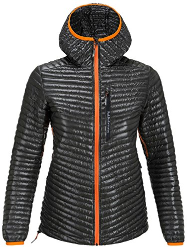 Peak Performance Damen Snowboard Jacke Black Light Down Liner Hooded Jacket