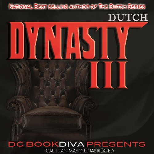 Dynasty 3 audiobook cover art