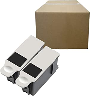 Inktoneram Compatible Ink Cartridges Replacement for Kodak 10XL 10 BK HERO 7.1 9.1 OFFICE HERO 6.1 Kodak 5100 5300 5500 ESP 3 5 7 9 3250 5210 5250 7250 9250 ESP Office 6150 (Black, 2-Pack)