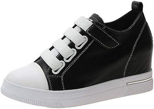 Les chaussures en cuir augHommestent les chaussures chaussures de sport, les chaussures de sport, les chaussures plates sauvages, les chaussures de course légères, les chaussures de course simples, les chaussures d  meilleure réputation
