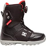 DC Youth Scout BOA Snowboard Boots Black 3 Little Kid