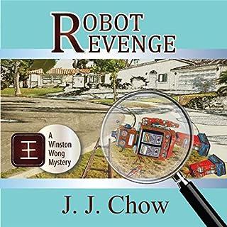 Robot Revenge audiobook cover art
