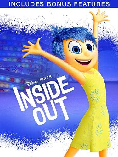 Inside Out Plus Bonus Features product image