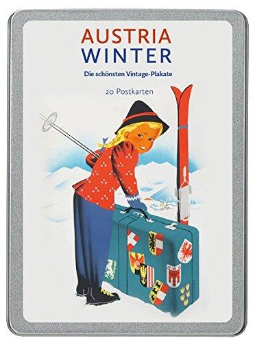 Austria Winter: Die schönsten Vintage-Plakate
