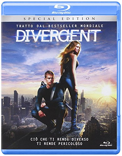 Divergent(special edition) [Blu-ray] [IT Import]Divergent(special edition) [Blu-ray] [IT Import]