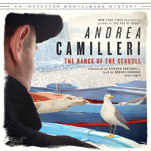 The Dance of the Seagull audiobook cover art