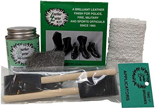 Leather Luster Kit Premium Bundle - (5 Items)