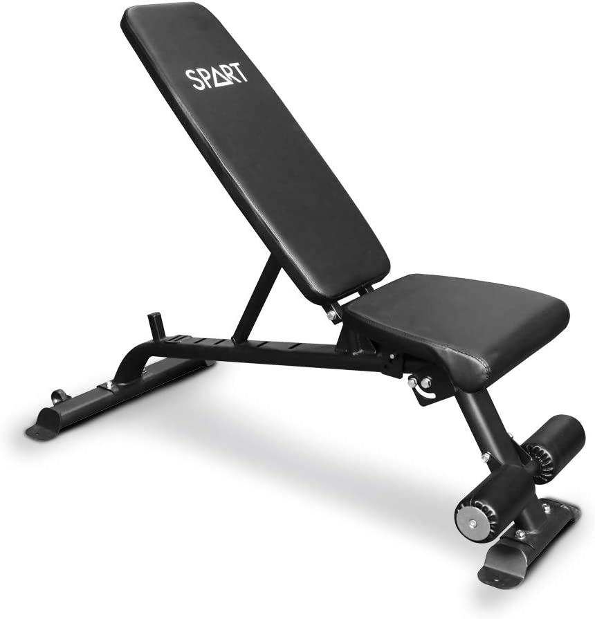 SPART Adjustable Workout Bench $74.24 Coupon
