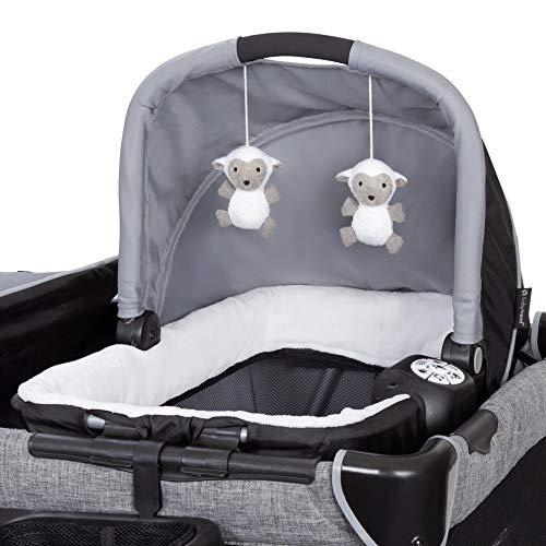 Baby Trend Retreat Twins Nursery Center, Quarry