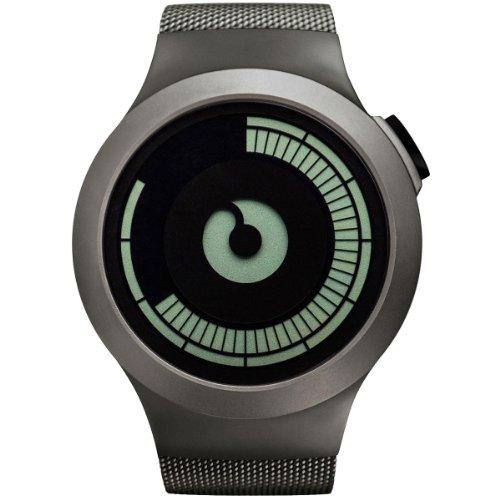 ZIIIRO Reloj - Saturno - Bronce