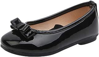 comprar comparacion Zapatos de niña de Vestir,Subfamily- Zapatos Charol niña de Negros de Comodos Marcas Zapatos,Sandalias Bebe niña Zapatos d...