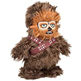 """Star Wars Rise of Skywalker Walk N' Roar Chewbacca Interactive Plush - Makes Chewbacca Talking Sounds and Walks - 12"""" - Ages 5+ Brown"""