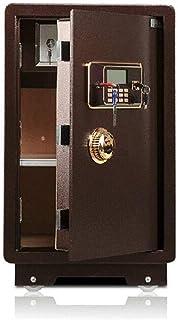 WANGJUNXIU Safe Deposit Box, Large Household 70CM Commercial Office Bedside Financial All-steel Password Safes safe box