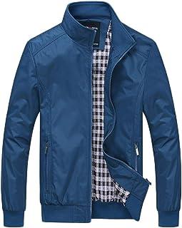 5b5eb5ac Chaqueta Bomber para Hombre Jacket Cazadora Mangas Largas Outwear