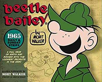 Beetle Bailey  The Daily & Sunday Strips 1965