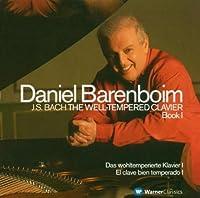 Well Tempered Clavier Book 1 by DANIEL BARENBOIM (2004-08-24)