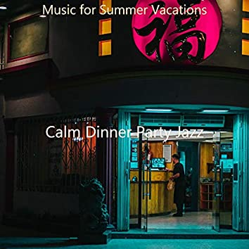 Music for Summer Vacations