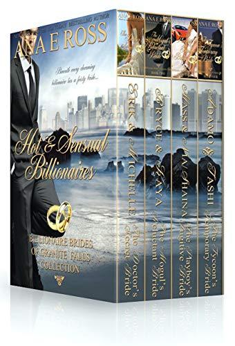 Book: Hot & Sensual Billionaires - Billionaire Brides of Granite Falls Complete Collection by Ana E Ross