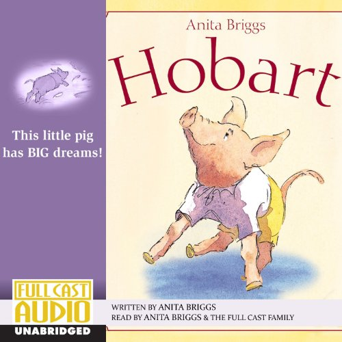 Hobart audiobook cover art