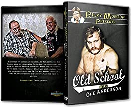 Old School with Ricky Morton - Ole Anderson DVD-R