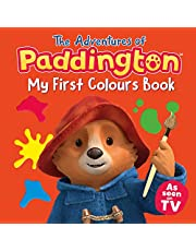 The Adventures of Paddington: My First Colours (Paddington TV)