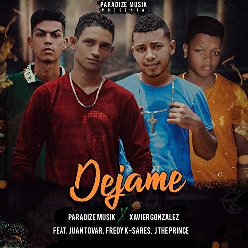 Xavier Gonzalez feat. Juan Tovar, J The Prince & Fredy K-Sares