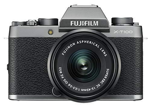 Fujifilm X-T100 Mirrorless Digital Camera...