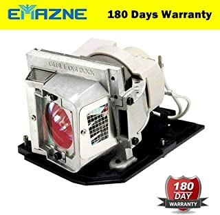 Emazne 330-6581/725-10203/725-10229 Projector Replacement Compatible Lamp with Housing for Dell 1610HD