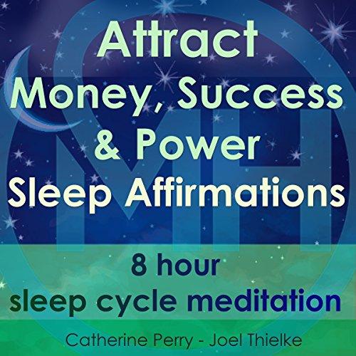 Attract Money, Success & Power cover art