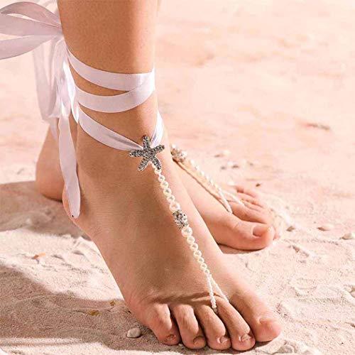 crochet feet jewelry - 9
